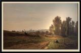 Route des Champs, 1855