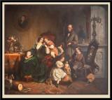 Portrait de la famille Foulon de Vaulx, 1849