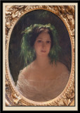 Portrait de Jeanne Sylvanie Arnould-Plessy