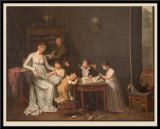 Portrait de famille, 1801