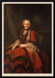 Portrait de Madame de Flandre de Brunville, 1761