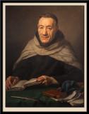 Portrait du Pére Elisée, prédicateur du roi