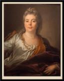 Portrait présumé de Mademoiselle Duclos