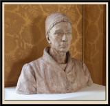 Buste de Jean Fouquet, XIX siecle
