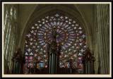 The Rose Window, South Transept