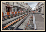 Trams come to Tours