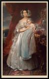 Helene de Mecklembourg Schwerin,  Duchesse d'Orléans, 1814-1858