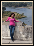 A Lass and the Loire