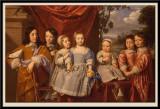 Les Enfants Habert de Montmort, 1649