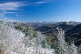 Clingmans Dome Rd Snow 2