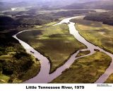 Little Tennessee River 1979.