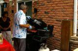 Our cook Oscar VE3PIO.