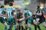 Ospreys v Leicester Tigers Heineken Cup pool 2 rugby