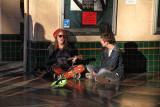 Street Musicians - Sonoma, California