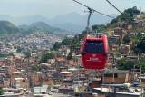 RIO DE JANEIRO: TELEFÉRICO AO MORRO DO ALEMAO: 22.03.2013