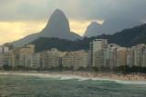 COPACABANA / IPANEMA: RIO DE JANEIRO: MÄRZ / APRIL 2013