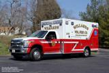 Willards, MD - Ambulance 8