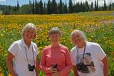 Laila, Jo, and Marilla