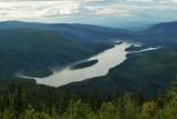 Fleuve Yukon à Dawson /Yukon River at Dawson