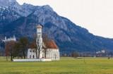 St. Coloman Chapel and Castles