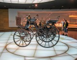 Gottlieb Daimler's First Automobile