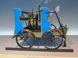 1887 Daimler Motor-Draisine