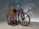 1885 Daimler Riding Car