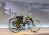 1889 Daimler Motor-Quadricycle