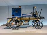 1892 Daimler Motor-Feuerspritze