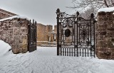 The Gate in the Snow