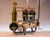 1894 Daimler 5-PS Four-Cylindermotor
