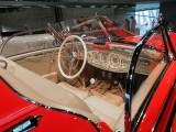 1936 Mercedes-Benz 500K Spezial Roadster Interior
