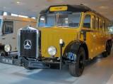 1938 Mercedes-Benz O 10000 Mobile Postoffice