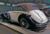 1937 Mercedes-Benz 540K Cabriolet B