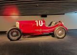 1924 Mercedes, Targa Florio
