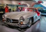 1955 300 SL Gullwing
