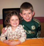 Cerys and Rhys