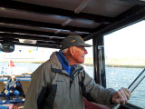 The Captain! ( Me in Whitby)
