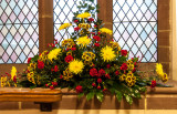 Cathedral flowers 2013