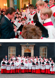 The Choir of Kings College Cambridge