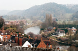 The River Severn from High Town