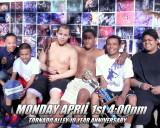 TORNADO ALLEY Monday april 1st 4pm