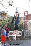DEVONNE PINKARD Tornado Alley 10th Anniversary  Dunk Champ