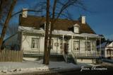 Laplante 1820 - 1840  L'avenue Royale Beauport
