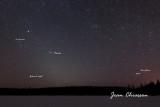Lumière zodiacale / Zodiacal light