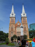 The beautiful cathedral