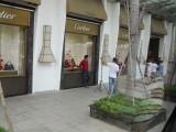 Downtown new Saigon is like any big city