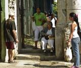 Havana. the streets