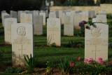 British soldiers cemetery