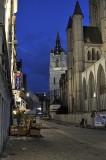 Belfort and Church St-Nicolas